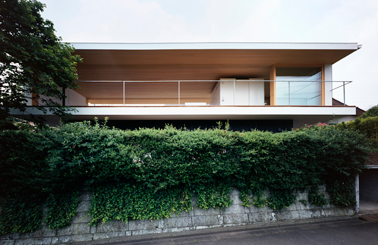 緑山の家 モダンな 家 の 栗原隆建築設計事務所 モダン