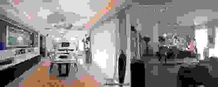 Casa Carilla - after/before di studiodonizelli Moderno
