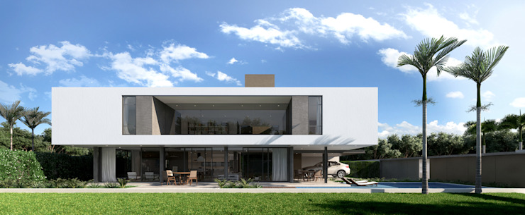 من Martins Lucena Arquitetos تبسيطي