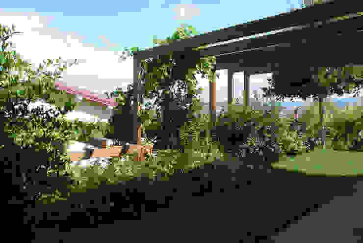 Balcones y terrazas mediterráneos de Giardini Giordani Mediterráneo