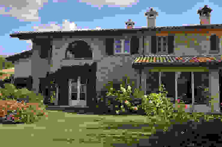 Mediterranean style house by Giardini Giordani Mediterranean