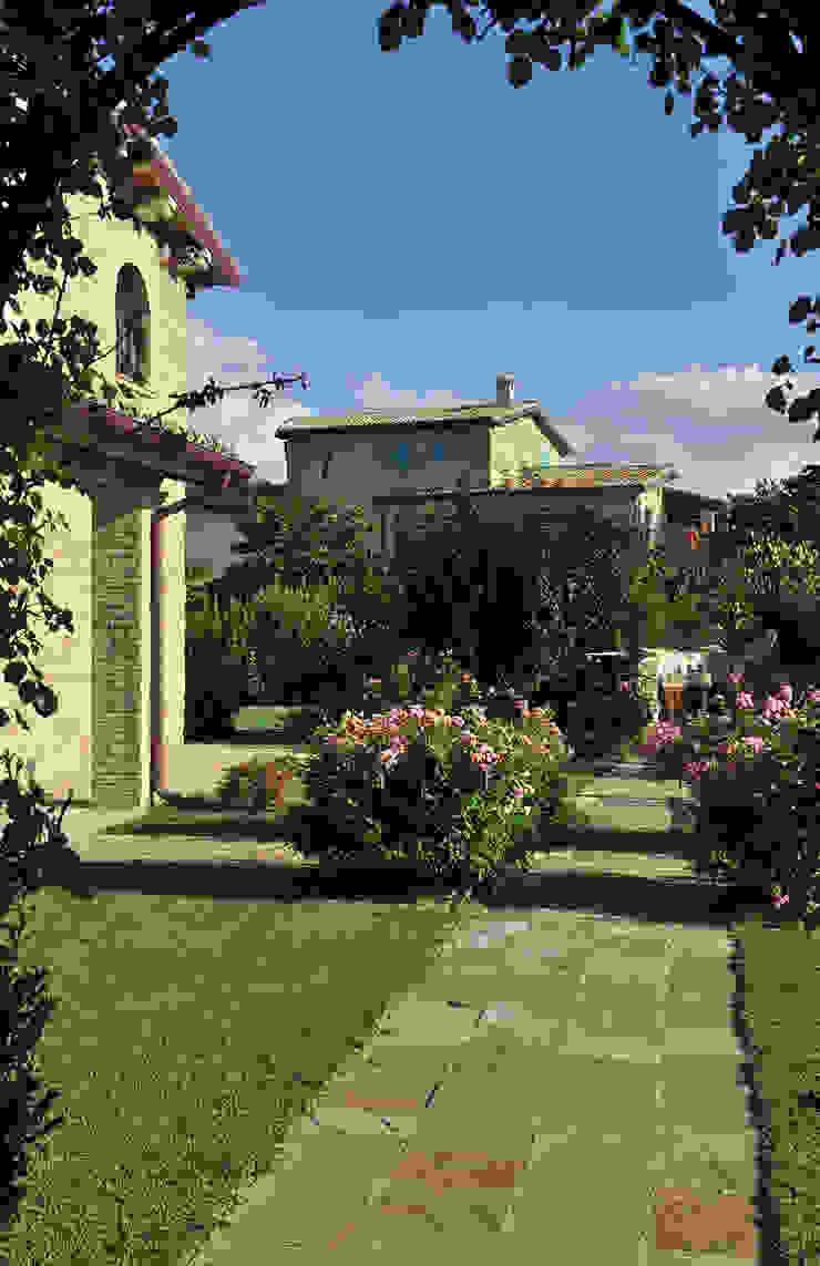 Paredes y pisos mediterráneos de Giardini Giordani Mediterráneo