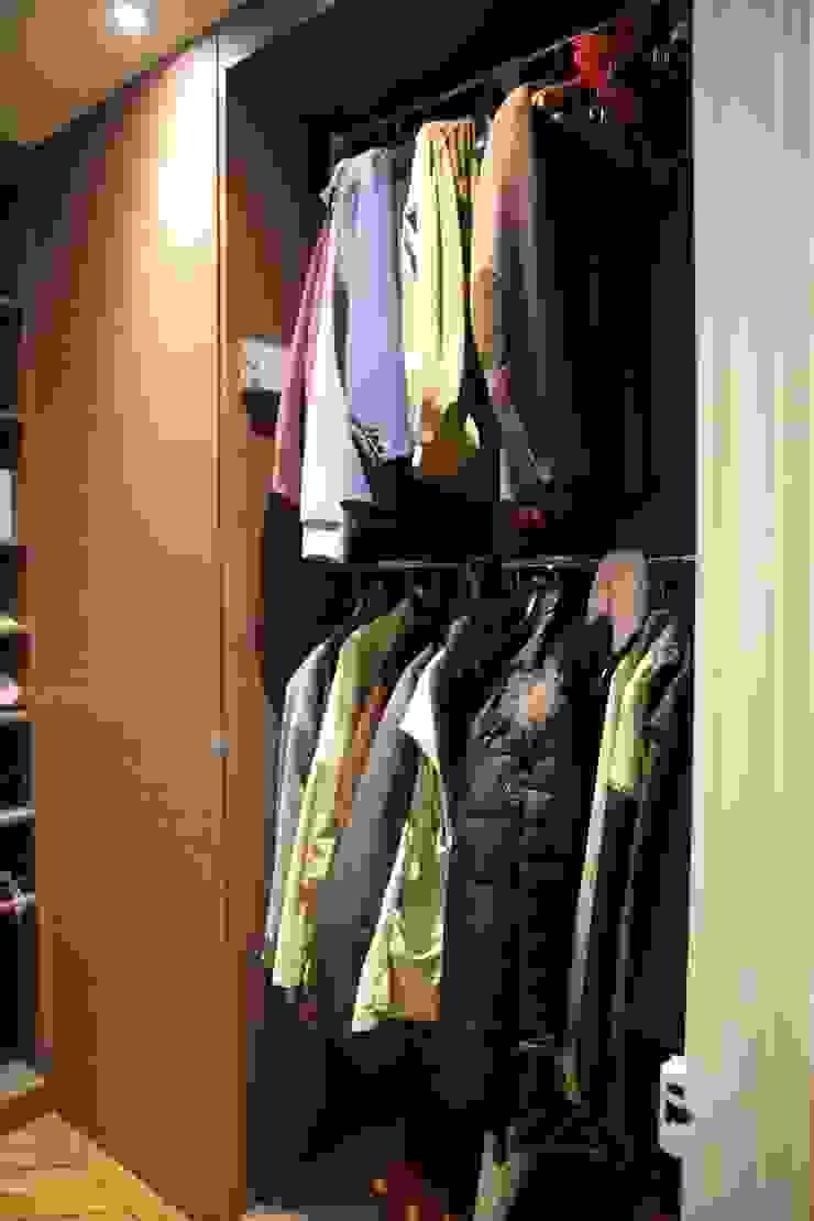 Agence Laurent Cayron Modern Dressing Room
