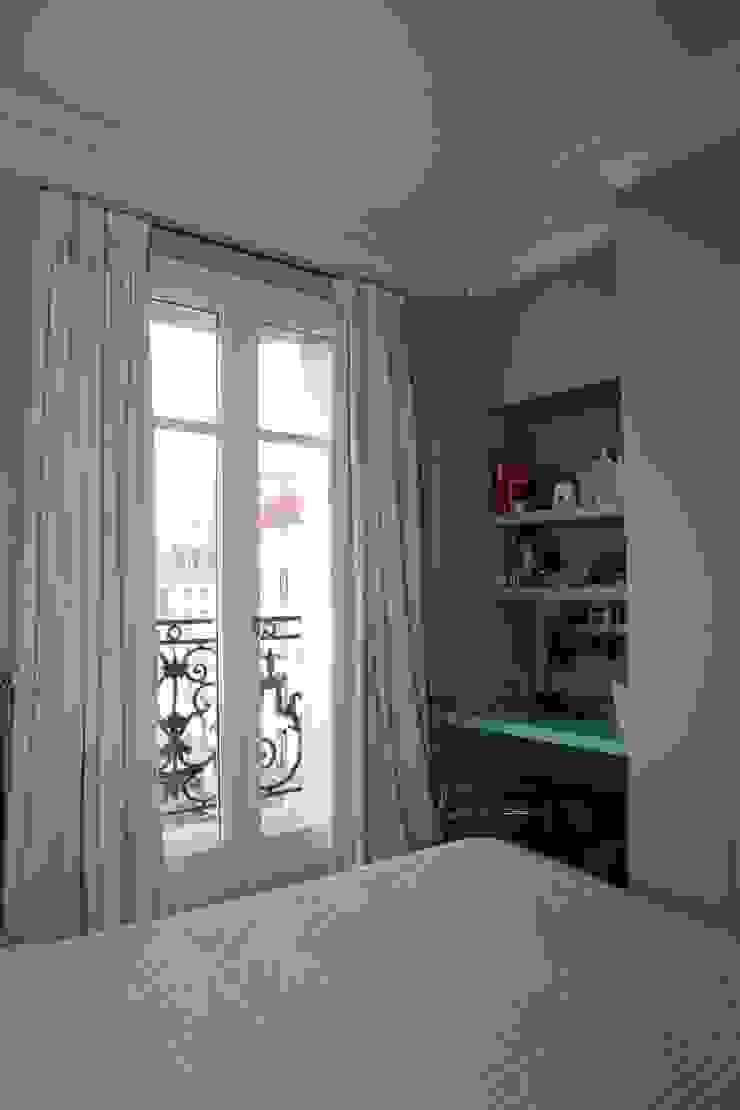 Agence Laurent Cayron Modern Kid's Room