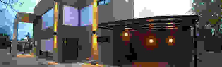 Casas de estilo minimalista de Emiliana Iglesias Arquitecta Minimalista