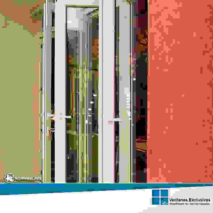 Sistemas especiales: plegable de Ventanas Exclusivas Guadalajara Moderno