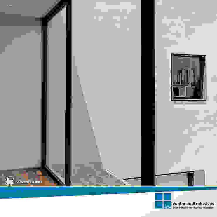 Sistemas de presión: ventana fija de Ventanas Exclusivas Guadalajara Moderno