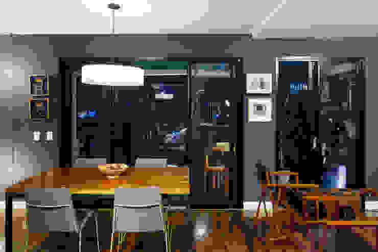 ห้องทานข้าว by Alvorada Arquitetos