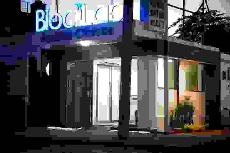 Acondicionamiento de un laboratorio Clínico de Luis Pacheco arquitecto
