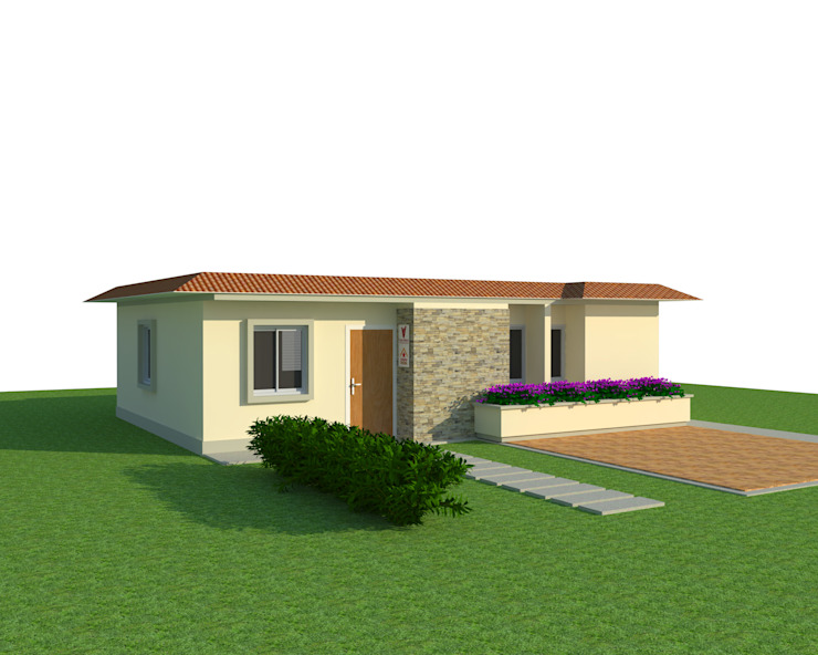 Tropical style houses by INVERSIONES NACSE S.A.S. Tropical