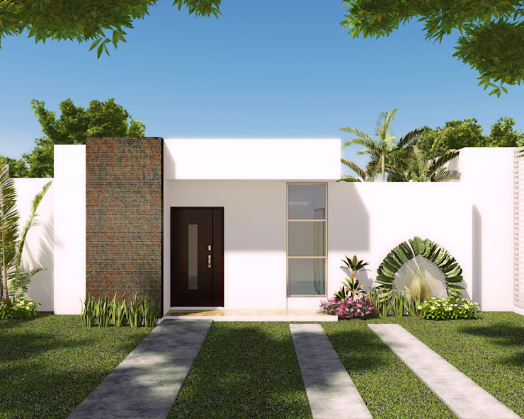 Houses by INVERSIONES NACSE S.A.S., Modern