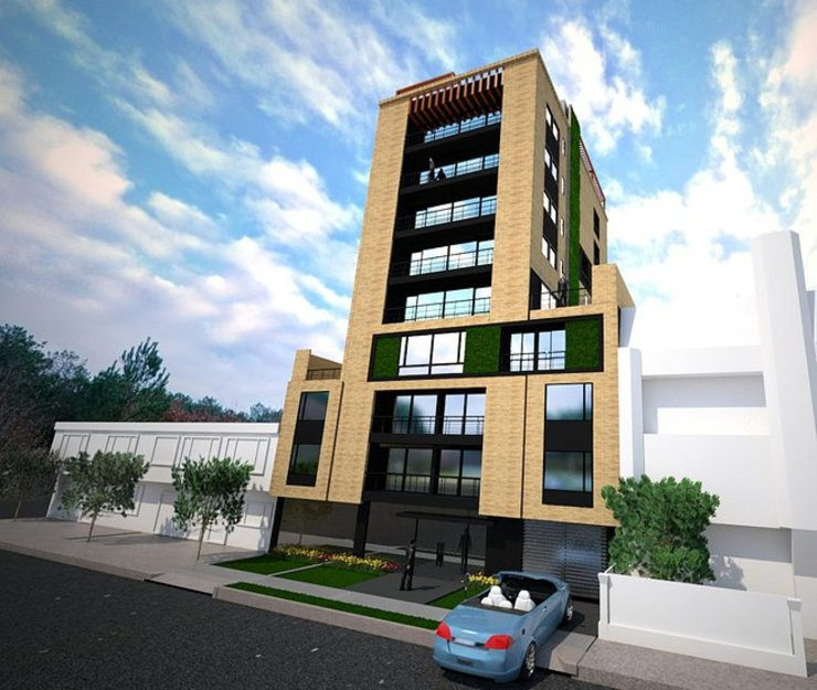Modern houses by INVERSIONES NACSE S.A.S. Modern