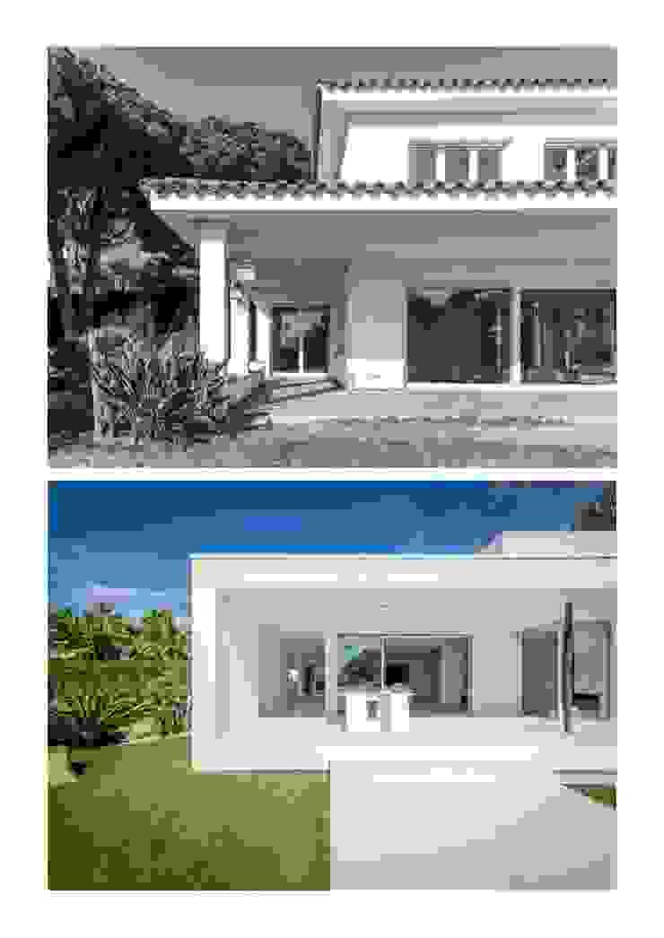 Casa Herrero | 08023 architects Simon Garcia | arqfoto Casas modernas