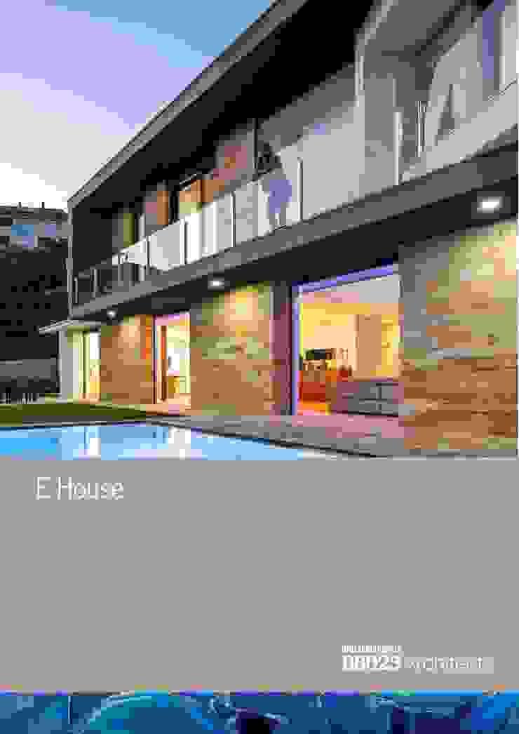 Casa E | 08023 architects Simon Garcia | arqfoto Casas modernas