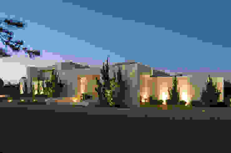 Casa no Morro do Chapéu Casas modernas por Lanza Arquitetos Moderno