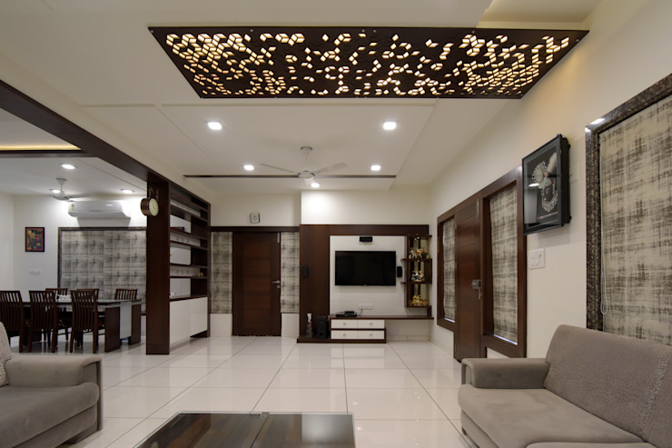 Living Room Furniture : modern  by KRUTI,Modern