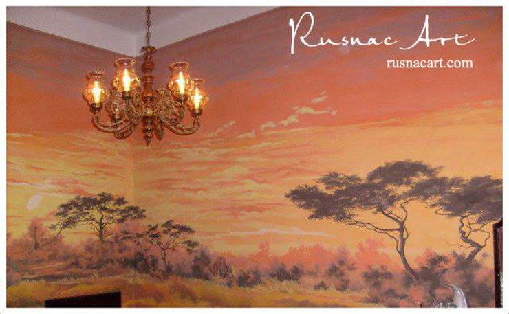 """Savanna"" di Rusnac Art Coloniale"