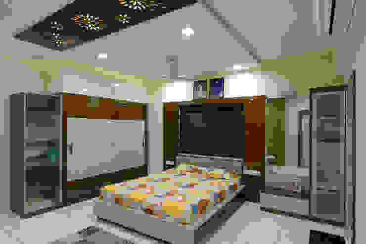 Bed Room: modern  by KRUTI,Modern