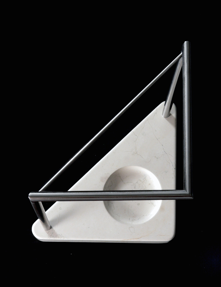 GEOMETRIA, umbrella stand Insilvis Divergent Thinking Ingresso, Corridoio & ScalePortabiti & Guardaroba