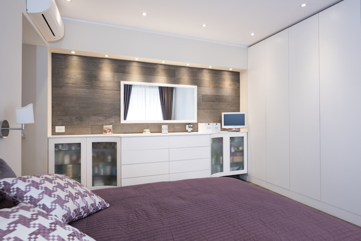 غرفة نوم تنفيذ Paolo Fusco Photo,