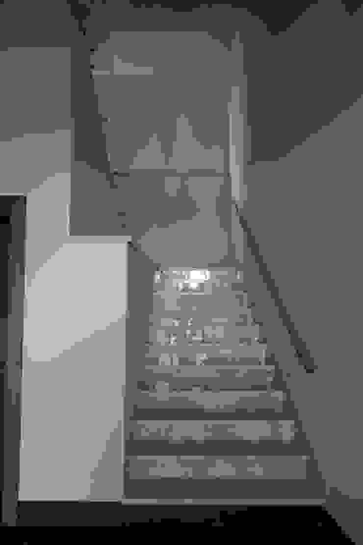 Residencias LV Pasillos, vestíbulos y escaleras modernos de CH Proyectos Moderno