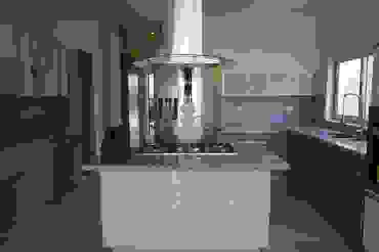 Residencias LV Cocinas modernas de CH Proyectos Moderno