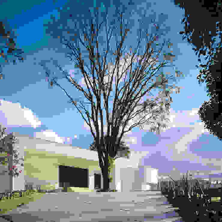 Casa na Pampulha Lanza Arquitetos Casas modernas