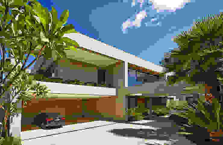 Casa em Brasília Lanza Arquitetos Casas modernas