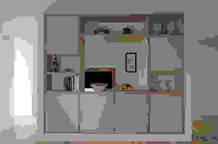 Dining Room Comedores de estilo moderno de ABN7 Architects Moderno