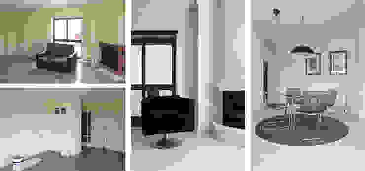 Remodelação de um apartamento por IN-PROOV