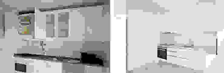 Remodelação de Cozinha por IN-PROOV