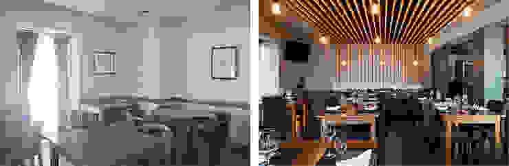 Remodelação de Restaurante por IN-PROOV