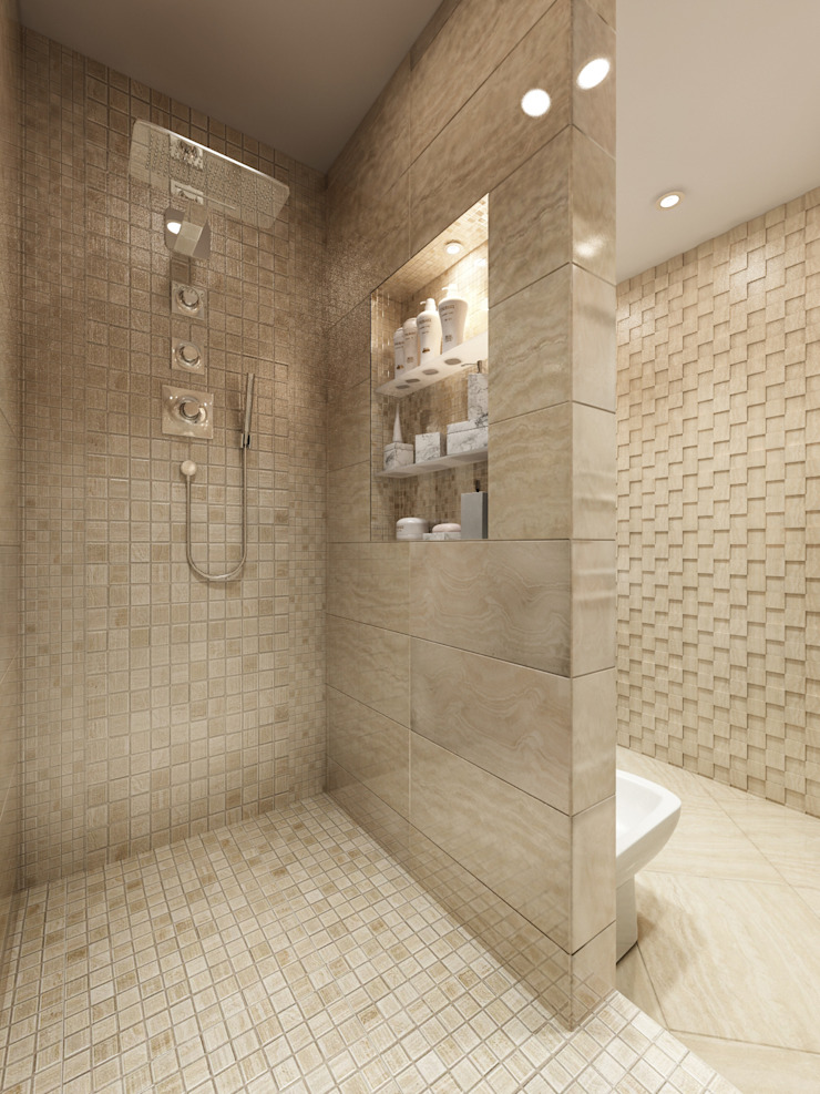 Classic style bathrooms by Alexander Krivov Classic