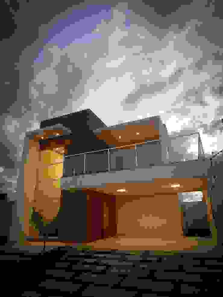 Modern Houses by Renato Medeiros Arquitetura Modern Concrete