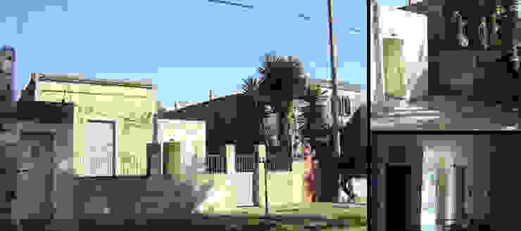 Casa P_1330 Casas modernas: Ideas, imágenes y decoración de ELVARQUITECTOS Moderno
