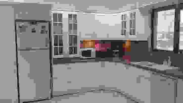 Mutfak Dolabı Ağaoğlu Mimarlık Mobilya