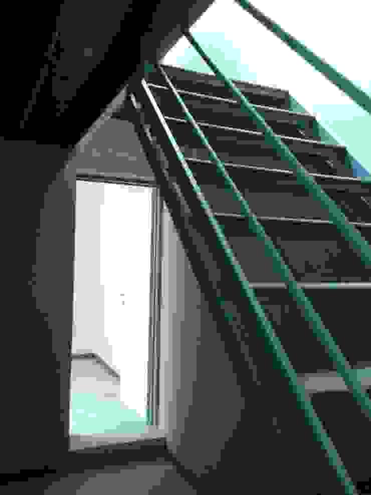 Grupo PZ Modern Corridor, Hallway and Staircase
