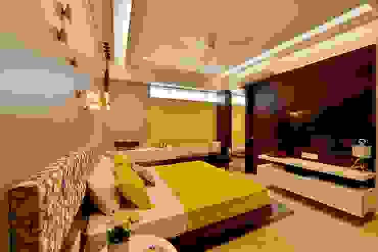 Minimalist bedroom by homify Minimalist MDF