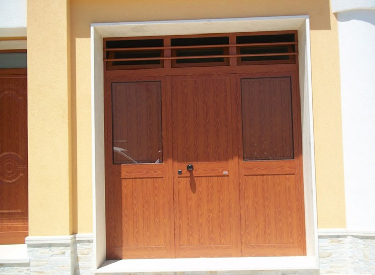 Tecno Metal Professional Welding Modern windows & doors