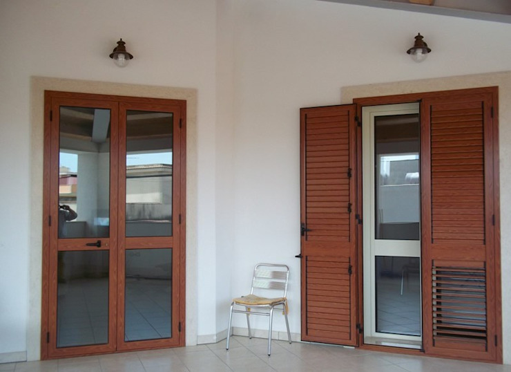 Tecno Metal Professional Welding Modern windows & doors