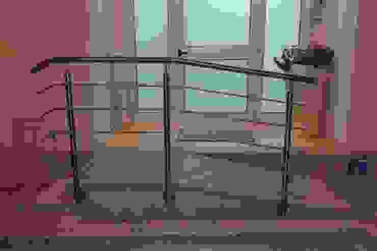 Tecno Metal Professional Welding Couloir, entrée, escaliers modernes