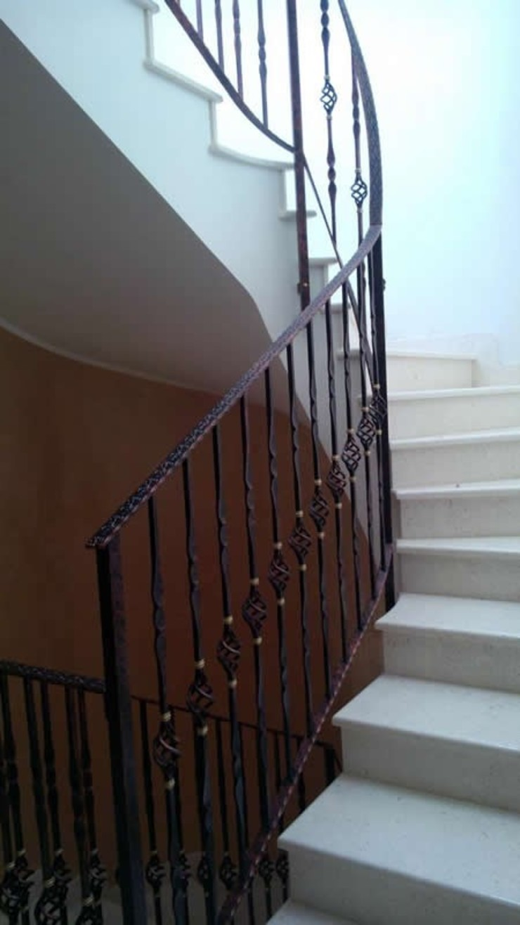 Tecno Metal Professional Welding Modern Corridor, Hallway and Staircase