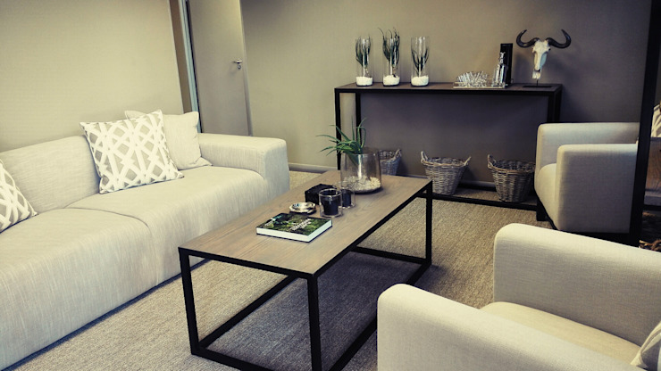 Minimalist offices & stores by GSI Interior Design & Manufacture Minimalist
