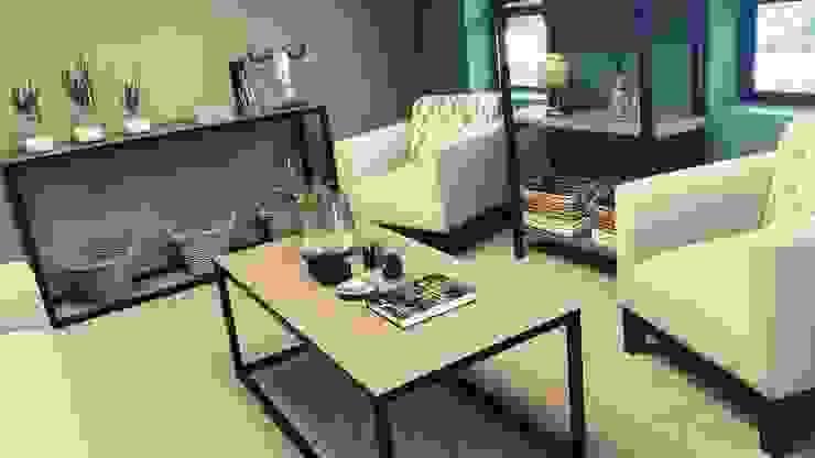 Minimalistische kantoorgebouwen van GSI Interior Design & Manufacture Minimalistisch