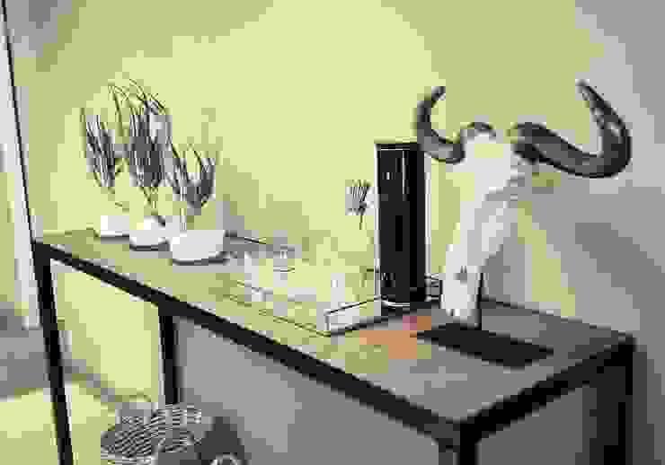 Minimalistische kantoor- & winkelruimten van GSI Interior Design & Manufacture Minimalistisch