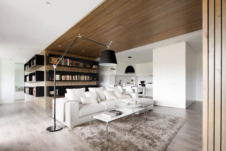 Media room by GSI Interior Design & Manufacture, Minimalist
