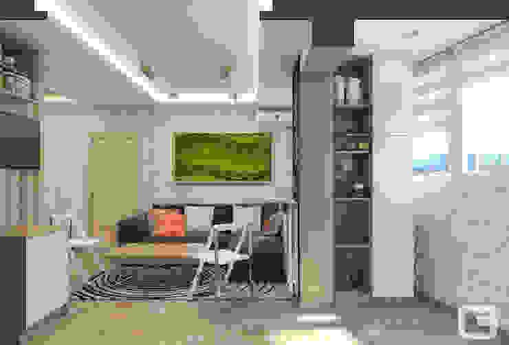 Scandinavian style kitchen by Giovani Design Studio Scandinavian