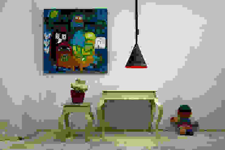 Jazz lavagna di in-es.artdesign Moderno