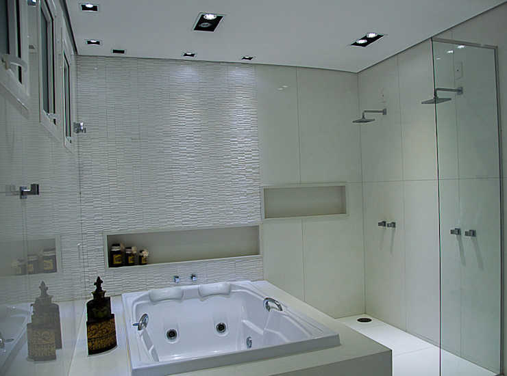 Bathroom by A/ZERO Arquitetura, Modern