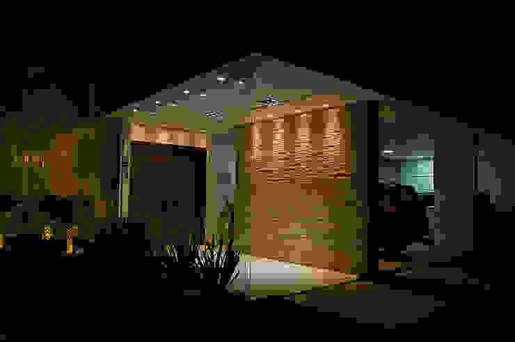 Casas modernas por A/ZERO Arquitetura Moderno